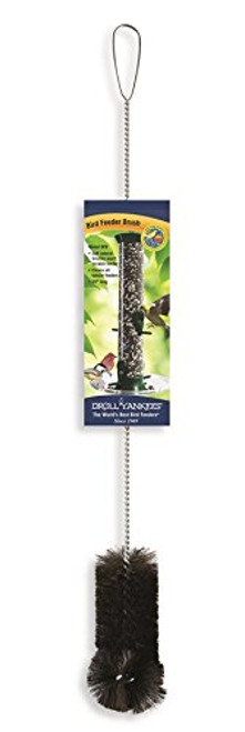 Bird Feeder Brush, 24 Inch, Black