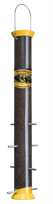 23-Inch Yellow New Generation Thistle Feeder