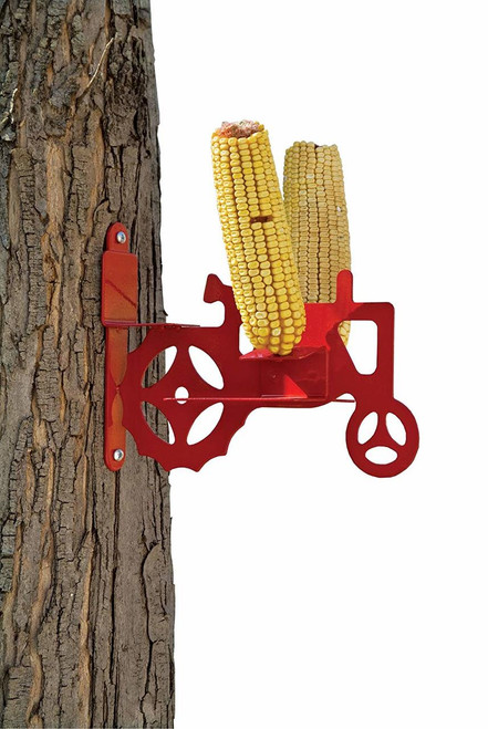 Tractor Cob Squirrel Feeder