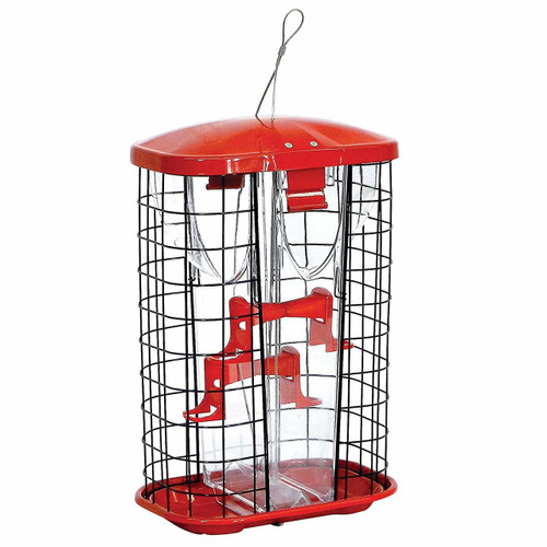 Jumbo Squirrel Resistant Hopper Feeder