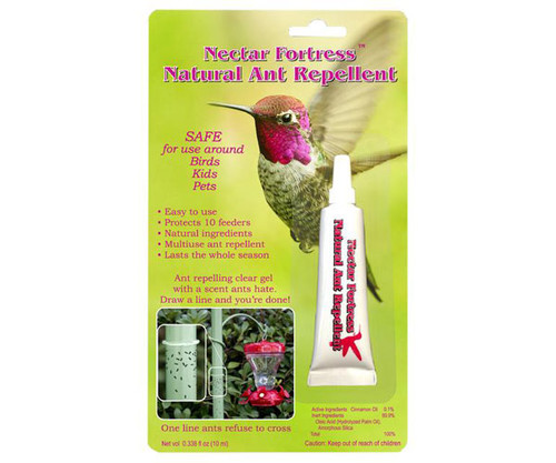 Nectar Fortress Natural Hummingbird Ant Repellent