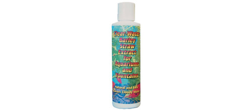 Clear-Water Barley Straw Extract to Control Algae, 6 Ounce