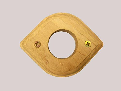 "Cedar Bluebird House Predator Guard 1 1/4"" Hole"