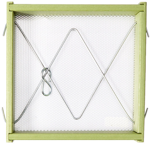 Green Solutions Hanging Platform Feeder, Small, Green