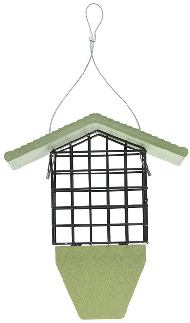 Tail Prop Suet Feeder