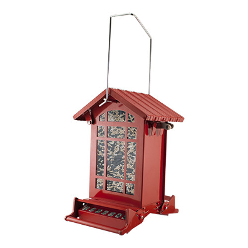 Chateau Squirrel-Resistant Seed Bird Feeder