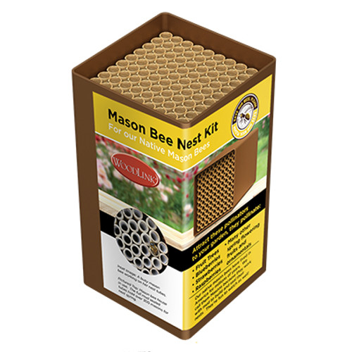 Replacement Mason Bee Fiberboard Nesting Tubes