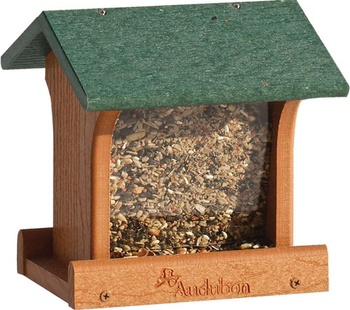Going Green Ranch Style Bird Feeder