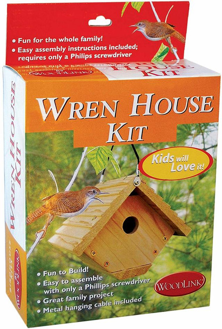Wren House Building Kit