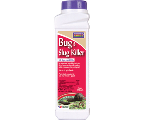 Bug & Slug Killer (1.5 lb. Shaker Bottle)
