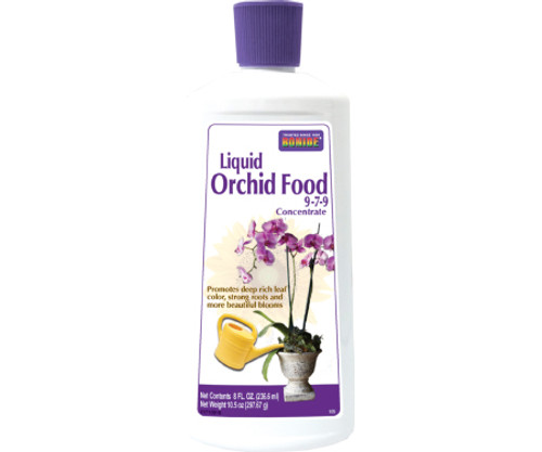 Liquid Orchid Plant Food Concentrate (8 oz.)