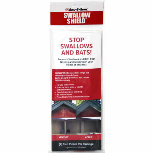 Swallow Shield & Bat Deterrent