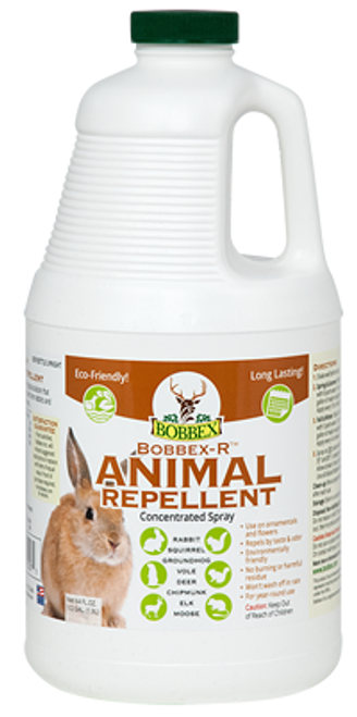 Bobbex-R Animal Repellent Half Gallon Concentrated Spray