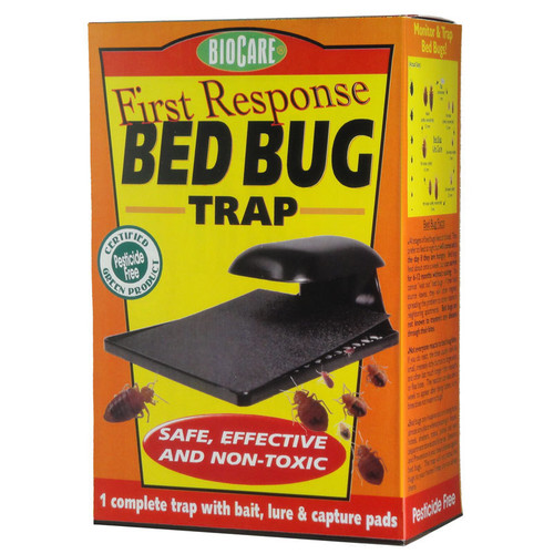 BioCare First Response Bed Bug Trap