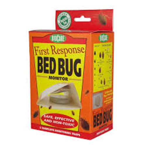 First Response Bed Bug Monitor, 2PK