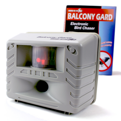 Balcony Gard Ultrasonic Bird Repeller