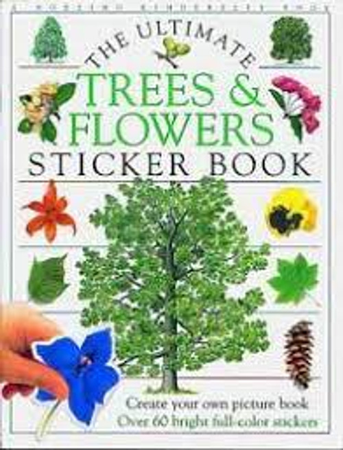 Ultimate Trees & Flowers Sticker Book