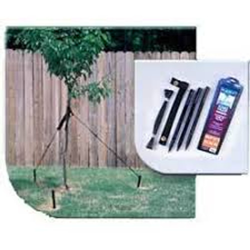 Stake Straight Tree Support Kit
