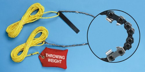 TreeHelp Rope Saw: Homeowner