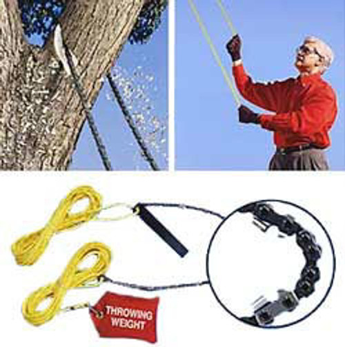 TreeHelp Rope Saw: Professional