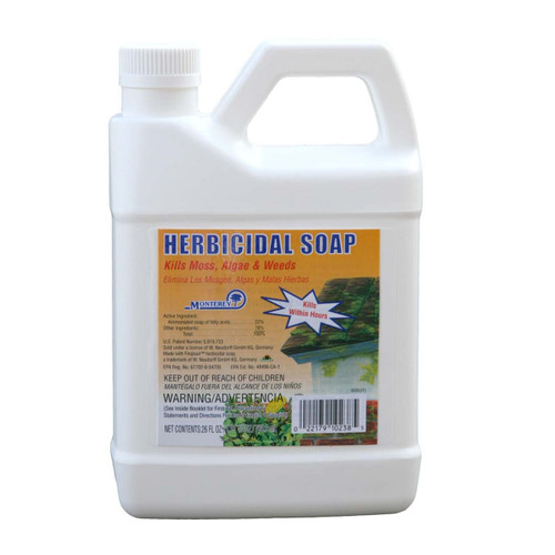 Herbicidal Soap, 26oz. Concentrate