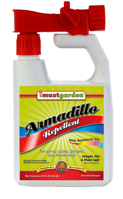 All Natural Armadillo Repellent 32oz Hose-End Sprayer