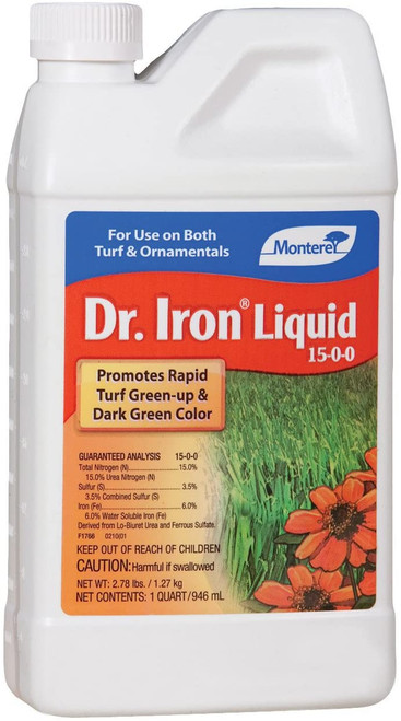 Dr. Iron Liquid Spray, 1 QT