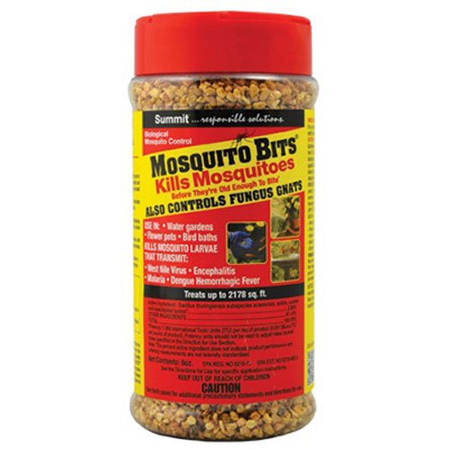 Mosquito Bits Biological Mosquito Larvicide, 8oz Jar