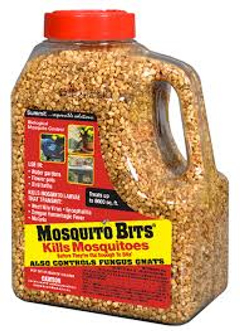 Mosquito Bits Biological Mosquito Larvicide, 30oz Jug