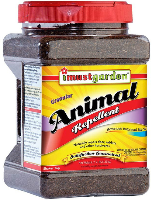 All Natural Granular Animal Repellent, 2.5 LBS