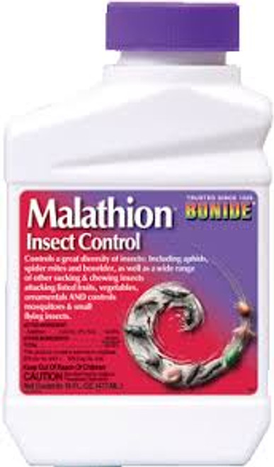 Malathion 50E Insect Control 16oz. Concentrate