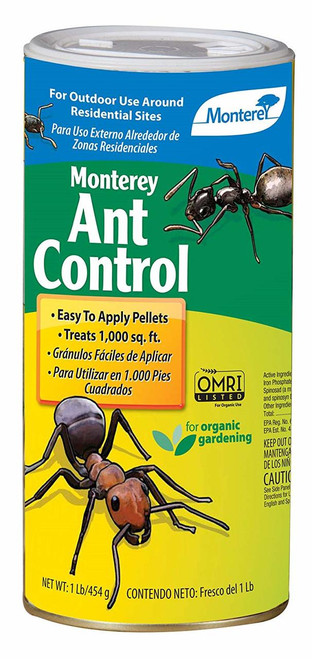 Monterey Organic Ant Control, 1-LB Shaker Can
