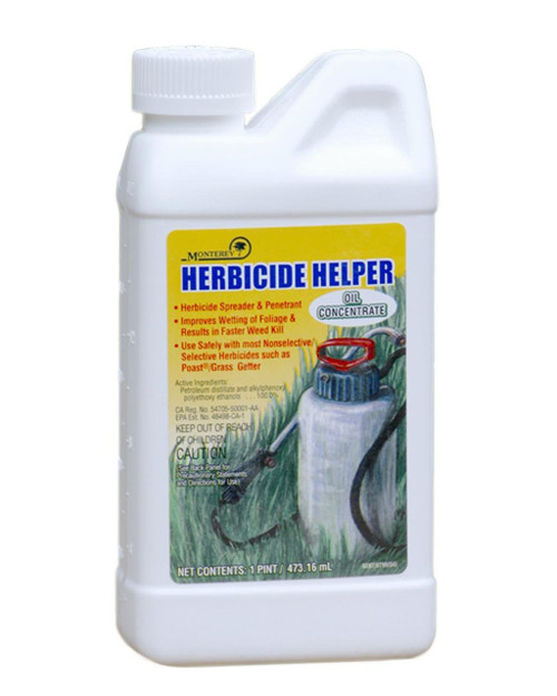 Herbicide Helper, 8oz. Concentrate