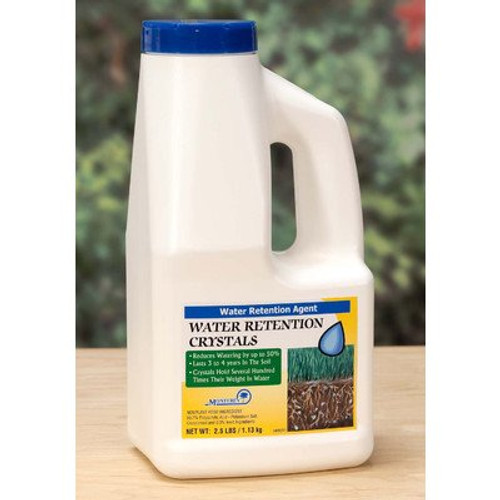 Water Retention Granules, 2.5-LB Jug