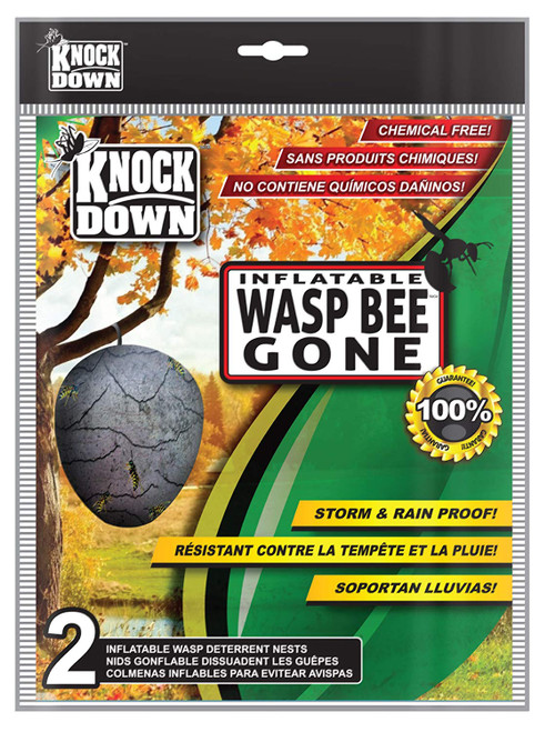 Inflatable Wasp BEE Gone, 2PK