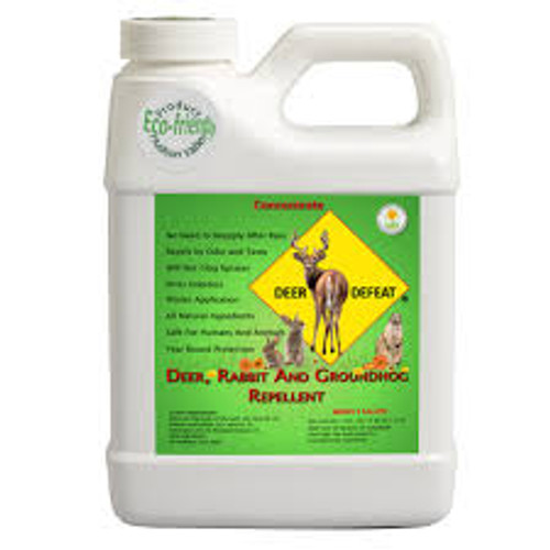 Deer Defeat Repellent, 16oz. Concentrate