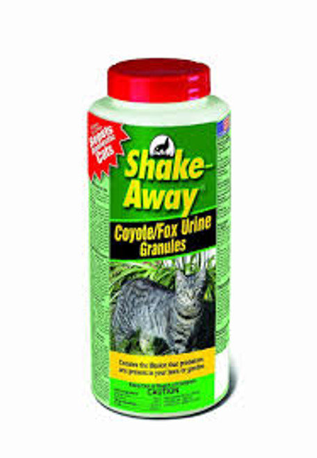 Shake-Away Coyote/Fox Urine Granules 28.5 oz