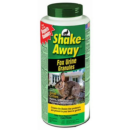 Shake-Away Fox Urine Granules 28.5 oz