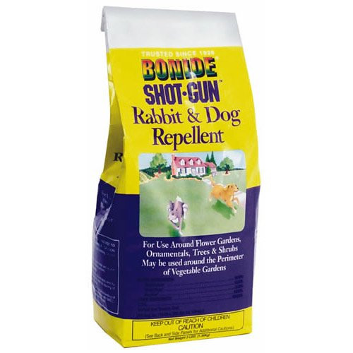 Shot-Gun Rabbit and Dog Repellent