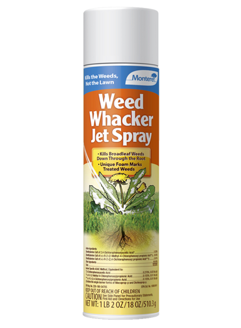 Weed Whacker Jet Spray