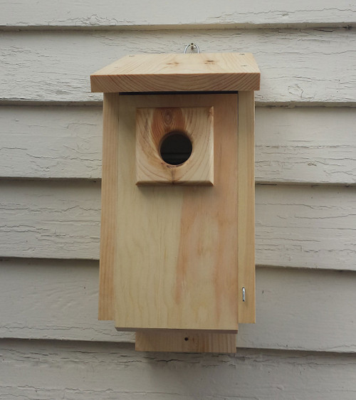 Convertible Roost/Birdhouse