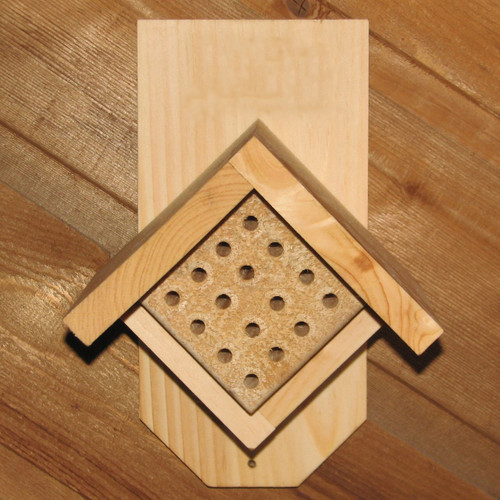Handmade Bee House, Single