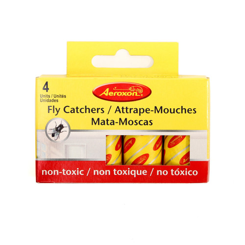 Fly Catcher 4pk