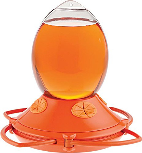 Opus Plus 32-ounce Plastic Oriole Feeder