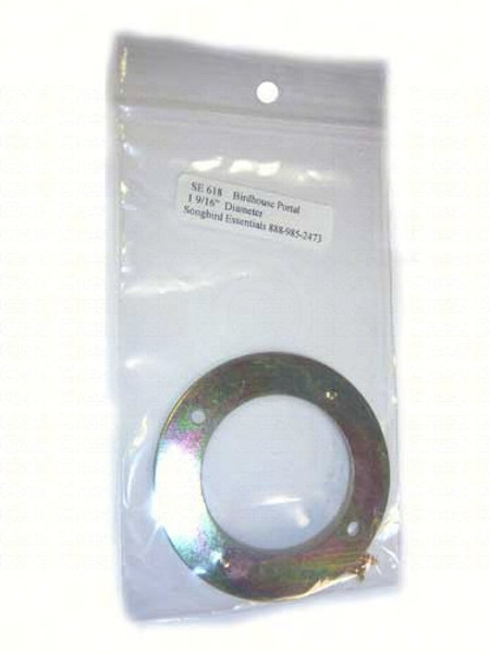 1 916in. Round Metal Portal Protector