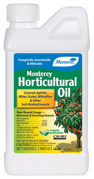 Horticultural Oil Insect Spray