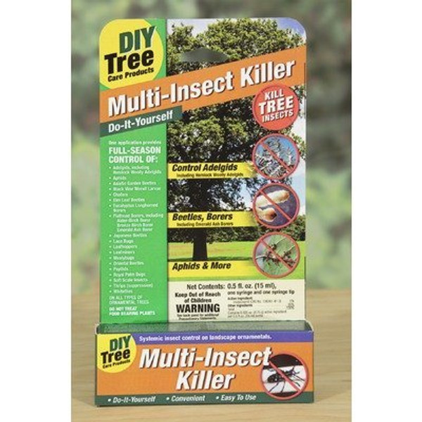 Multi-Insect Killer Tree Injection Kit