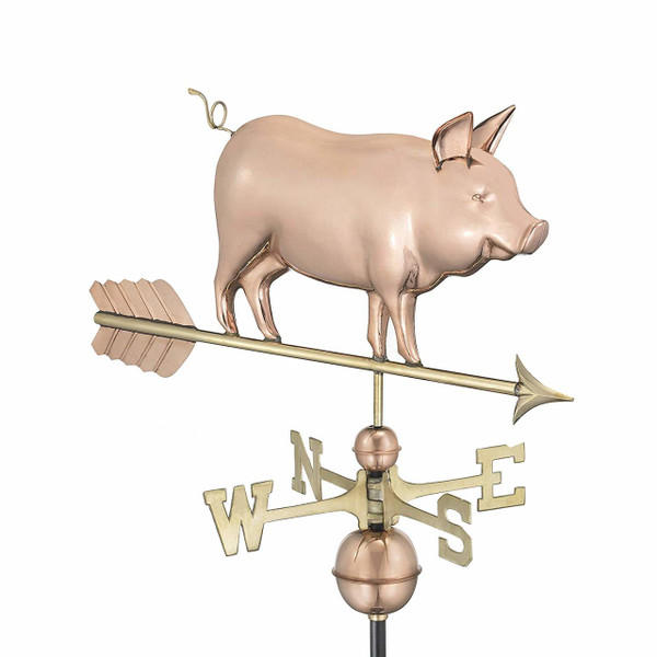 Country Pig Weathervane