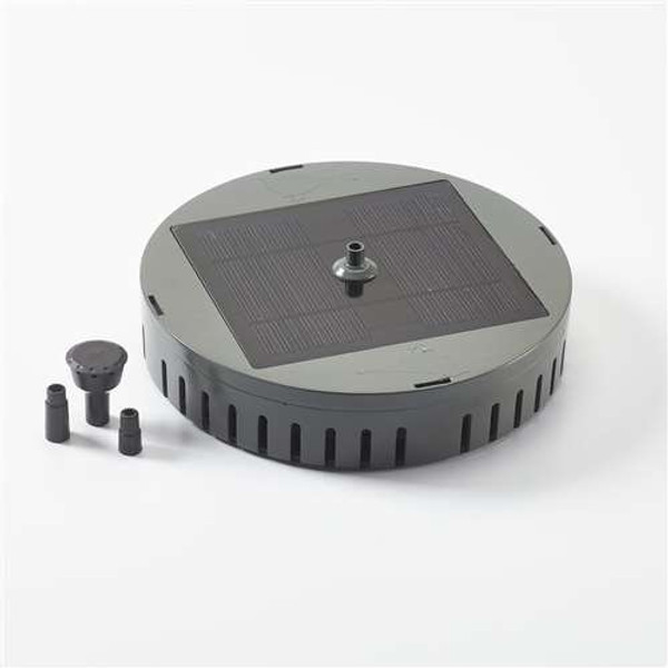Smart Solar Aquanura Solar Birdbath Kit