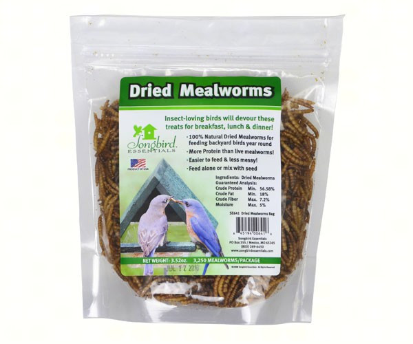 Mealworms 100 gram